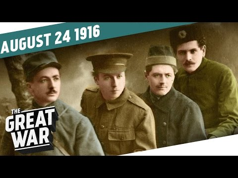 The Five Nation Army - The Salonica Front Erupts I THE GREAT WAR Week 109