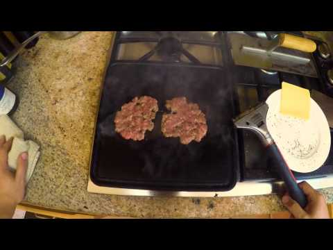 First Person Cooking: Ultra-Smashed Burgers