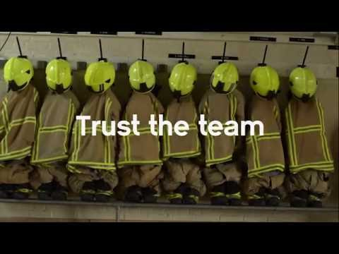 Trust the Team - Ballyclare Limited and Berendsen