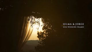 "Selma & Jorge - ""Our Wedding Frames"""