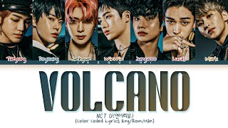 "NCT U ""Volcano"" Lyrics (Color Coded Lyrics)"