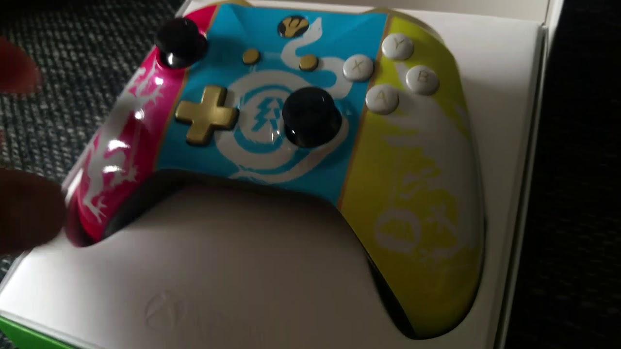 Destiny 2 Custom Controller Xbox One S
