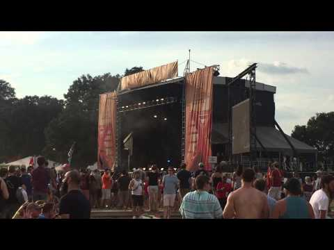 Run the Jewels + Cornhole By the Beer Hall ~ ACL (Austin City Limits) 2015