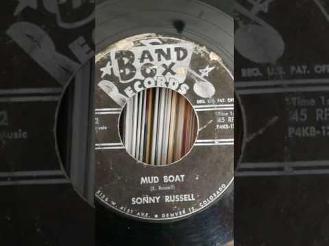 SONNY RUSSELL - MUD BOAT - BANDBOX #332