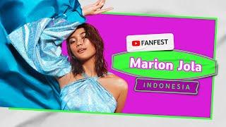 Marion Jola feat. Rayi Putra, Eka Gustiwana Live Performance at YouTube FanFest 2020