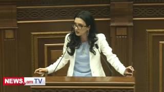 Ես դառնում եմ ի շրջանս յուր  Արփինե Հովհաննիսյան