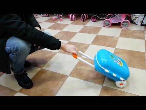 Детский дорожный чемодан фирмы Технок арт. 6108
