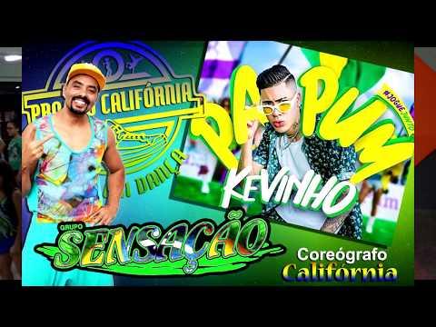 RITMOS TEEN  Pa pum - Kevinho  Projeto Califórnia Arte em Dança