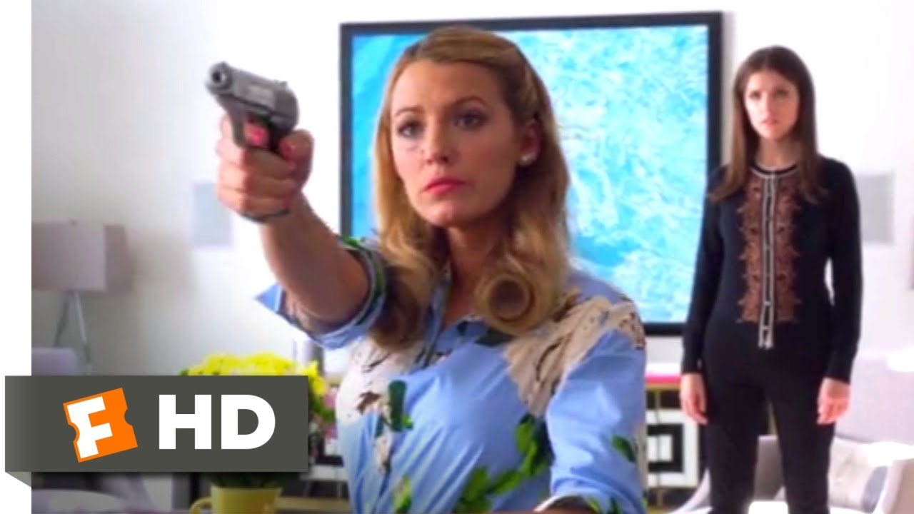 Download A Simple Favor (2018) - Violent Confessions Scene (9/10) | Movieclips