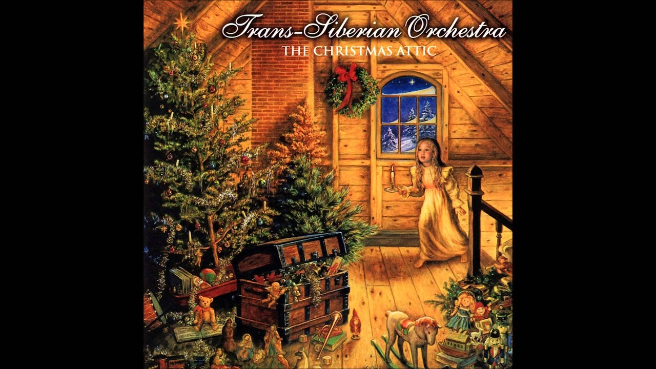 Trans-Siberian Orchestra - Midnight Christmas Eve - YouTube