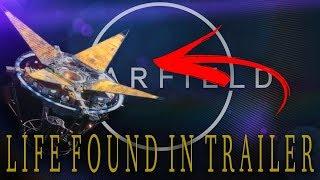 Starfield Human / Alien LIFE FOUND Hidden in Official Trailer