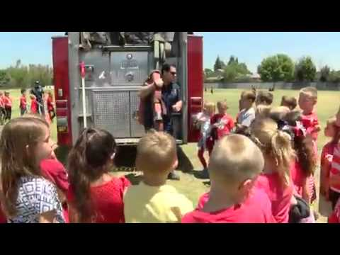 Local School Raises $8,000 For Burn Center