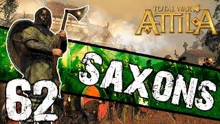 Total War: Attila - Saxon Campaign #62~ HODOR! HODOR! HODOR!