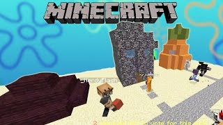Minecraft / Team Build Battle / Spongebob Bikini Bottom / Gamer Chad Plays