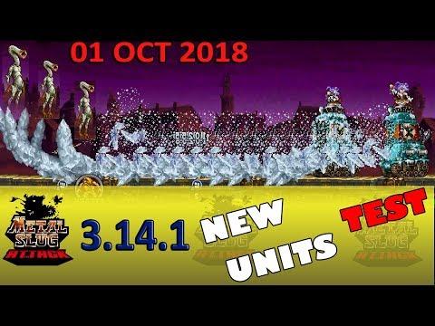 MSA 3.14.1 TESTING | SNOW MONOEYE, VICKY, HALLOWEEN BEATRIZ, ZOMBIE(FATTISH MAN RED)