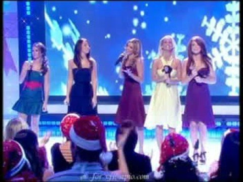 GIRLS ALOUD - I WISH IT COULD BE CHRISTMAS EVERYDAY