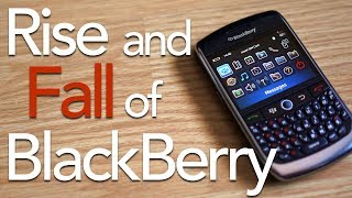 The Rise and Fall of BlackBerry | TDNC Podcast #95