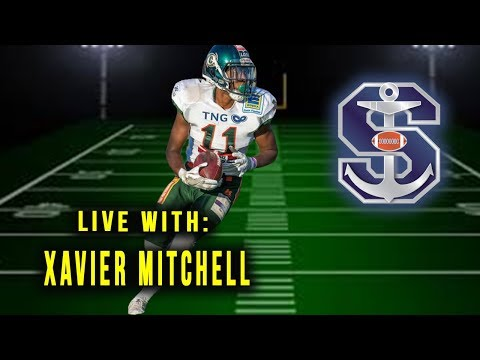 Live Interview with Xavier Mitchell the newest member of The Milano Seamen