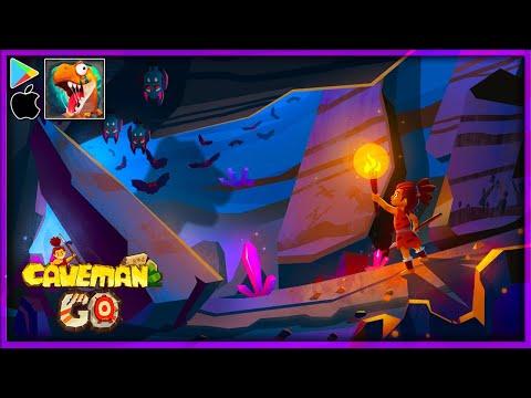CAVEMAN GO Gameplay