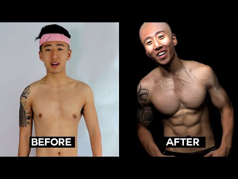 This Guy Transformed His Body in 30 Days Using a Variation of the One Punch Man Workout