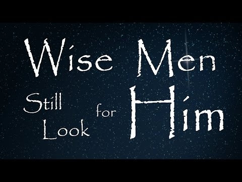 Wise Men - Allen Krehbiel (lyric video)