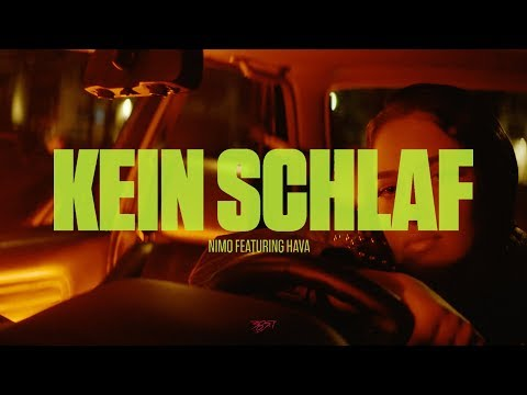 Nimo - KEIN SCHLAF feat. Hava (prod. von PzY) [Official Video] from YouTube · Duration:  3 minutes 46 seconds
