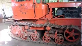 ДТ-75 ремонт и обслуживание.