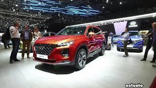 Actuoto-Salon : Hyundai au Salon de l'auto de Genève (GIMS) 2018 هيونداي صالون جنيف