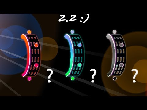 Geometry Dash 2.2 - 3 New Portals Test