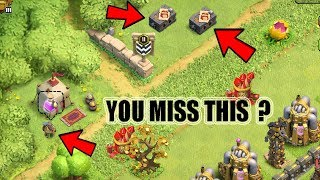 (HINDI) SECRETS THINGS YOU MISSED About The Latest Clash of Clans Update 2018