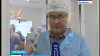 Операции столичного уровня в Астрахани  Московский хирург провел мастер класс для местных специалист(, 2015-06-10T13:11:35.000Z)