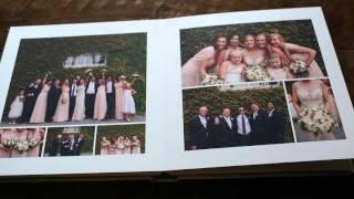 Jacqie Q Photography Luxe Wedding Album