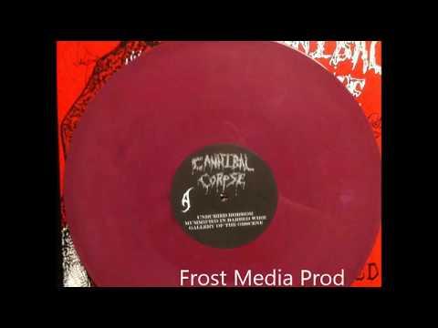 Cannibal Corpse - Created To Kill (Full Demo 1995) Vinyl Rip