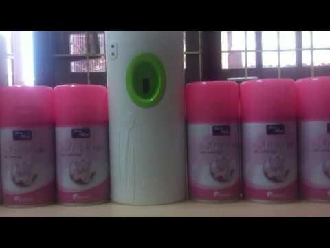 Khử Mùi Trong Khách Sạn - Nước Hoa Xịt Phòng Tự động Aroma Hàn Quốc