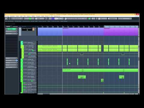 Blackout Drum & Bass Tutorials: Neonlight & Wintermute - Part 2: Bass