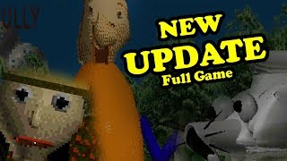 BALDI'S BASICS FIELD TRIP NEW UPDATE FULL GAME