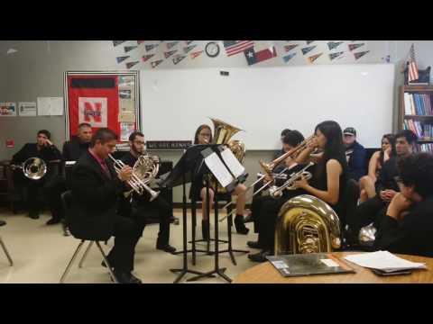 Austin's Brass Quintet UIL Solo & Ensemble 2016
