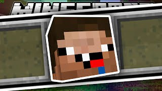 Minecraft | HEADS IN MY HOTBAR?!
