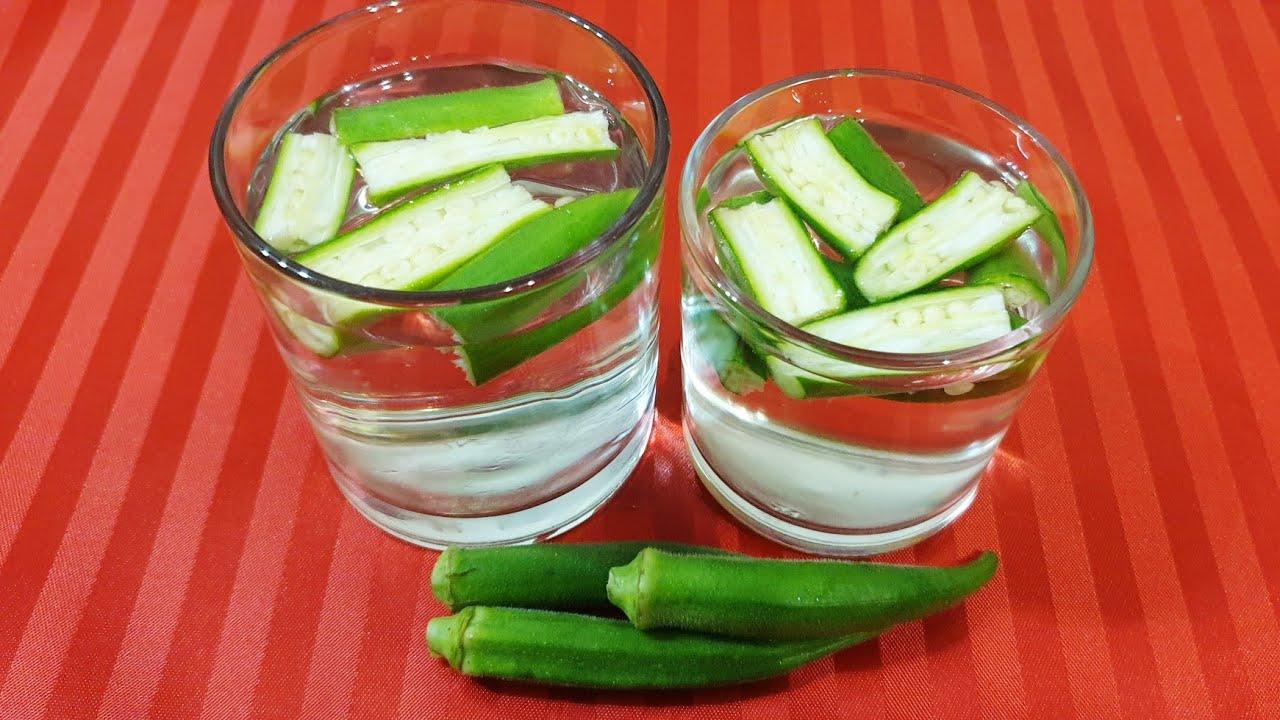 Okra healthy benefits/Okra benefits/How to make okra water for ...