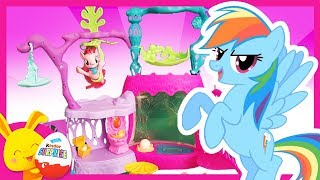 Mon petit Poney - Le royaume aquatique de la petite sirène - My Little Pony -Touni Toys - Titounis