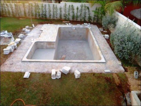 видео: Как построить бассейн своими руками