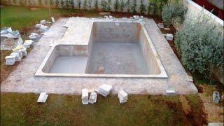 Как построить бассейн своими руками(Как построить бассейн своими руками. Предлагаю вашему вниманию пошаговое изготовление бассейна. http://dachasvoim..., 2014-09-19T16:13:30.000Z)
