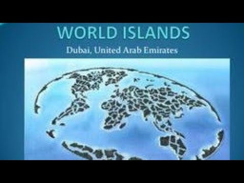 # Dubai World Islands Tour @ Dubai# ⛵ 😍