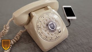 DIY Retro Cell Phone Handset