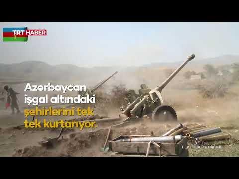 Ermenistan bırakıyor, Azerbaycan