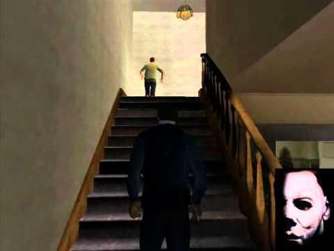 Horror En GTA San Andreas: Michael Myers