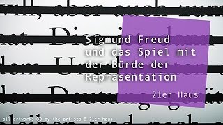 theartVIEw - Sigmund Freud at 21er Haus