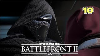 Star Wars: Lets Play Star Wars Battlefront 2 Einzelspieler Kampagne Teil 10 [Star Wars Basis zockt]