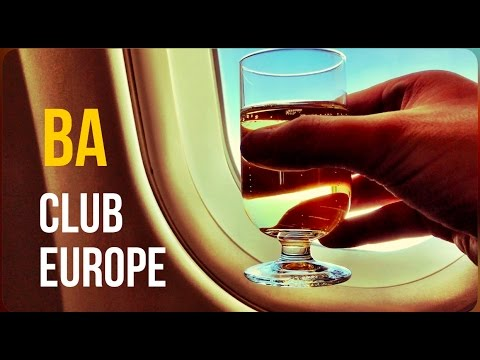 British Airways Club Europe, A320 : Turin - London Gatwick