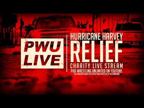 Hurricane Harvey Relief Stream